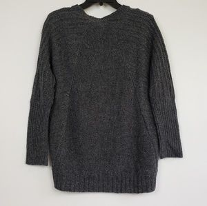 Banana Republic Factory Sweaters - Banana Republic Cable Knit Sweater Charcoal S